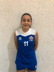 Chiara Cianferoni U11