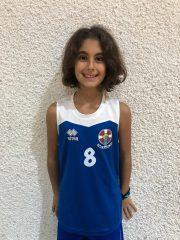 Sara Di Pasquale U11
